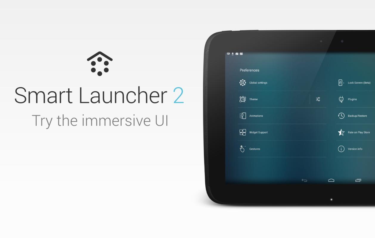 تصاویر Smart Launcher