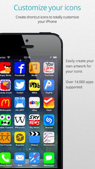 اپلیکیشن Iconical