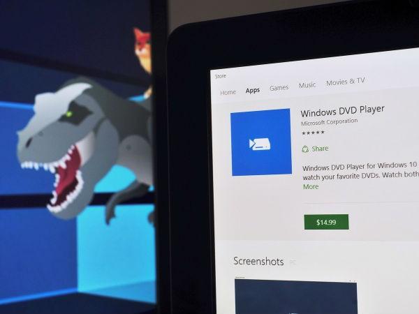 DVD Player app
