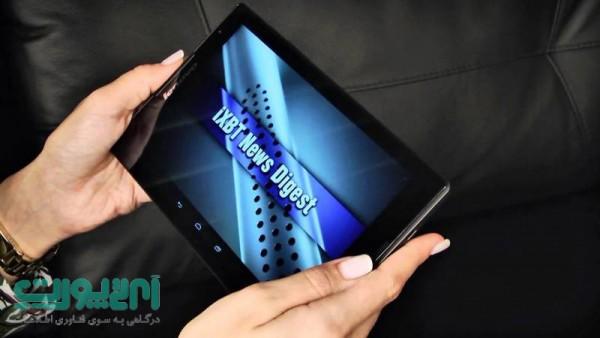 بررسی تبلت S8 لنووُ ، سبک و خوش اندام