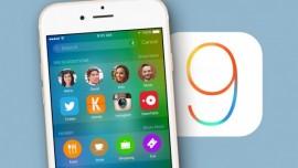 نسخه بتای iOS 9