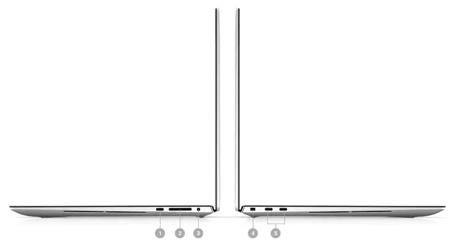 Dell XPS 15 2020