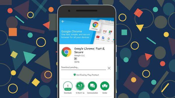بارگیری در حالت تعلیق در گوگل پلی