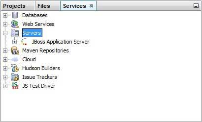 پیکربندی سرور JBoss
